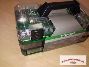 Hitachi Hikoki 389 tlg.BohrerSet Werkzeugkoffer für Geradschleifer 753949 Dremel