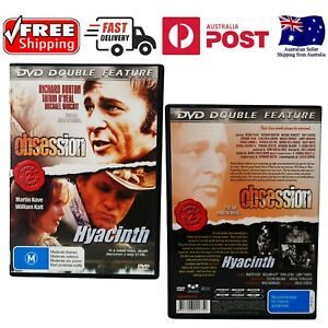 Obsession / Hyacinth DVD LIKE NEW FREE POSTAGE FREE SHIPPING!!