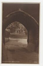 Gloucester, Abbots Gateway, Judges 3667 Postcard, A880