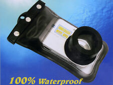 Custodia Sub acquea universale Nereus DC-WP100. Resiste fino a 10m.