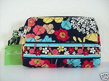 Vera Bradley Small Cosmetic Bag - Happy Snails - New With Tags!