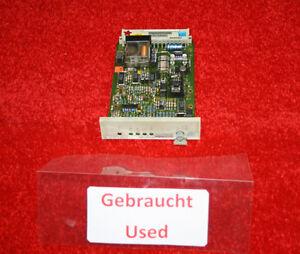 Siemens Teleperm M 6DS1901-8AA 6DS 1901-8AA Alarm Logic Module