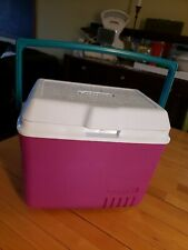 RUBBERMAID VINTAGE  ICE CHEST LUNCH Box COOLER #1822 no.3