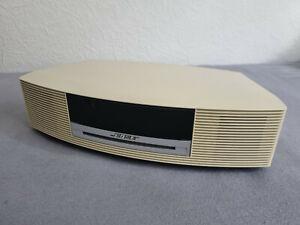 BOSE Wave Music System AWRCC4 in Creme Weiß