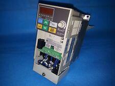 SHIPSAMEDAY OMRON 3G3MV-C2007 INVERTER AC DRIVE 1 HP 230 VAC 3PHASE 3G3MVC2007