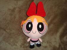 "Powerpuff Girls Blossom plush BACKPACK  Doll 13"" tall x 9"" wide"