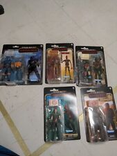 Hasbro Star Wars Black Series Credit Collection Cara Dune Mandalorian Set Of 5