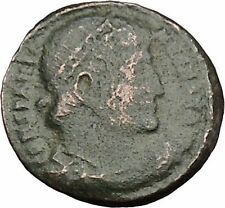 CONSTANTINE I the GREAT 330AD Ancient Roman Coin Legions Glory of army  i50696