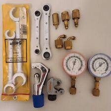 HVAC & Refrigeration Misc Tools, and Gauges