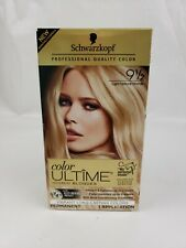 Schwarzkopf Ultime Hair Color - [9 1/2] - Light Natural Blonde
