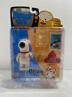"Family Guy Brian Series 1 - 6"" Action Figure ***Vintage***"