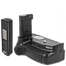 Batteriegriff Handgriff für Nikon D5500 Fernauslöser mit Timer IntervallFunktion