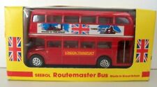 BUDGIE SEEROL-  ROUTEMASTER BUS - LONDON TRANSPORT