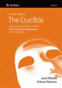 HSC English Top Notes study guide The Crucible