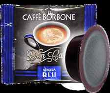 300 CIALDE CAFFE' BORBONE COMPATIBILI A MODO MIO - DON CARLO MISCELA BLU