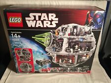 Star Wars Lego 10188 DEATH STAR 3803pc NEW SEALED + 25 Mini Figures SHIPPING BOX