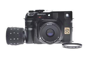 Mamiya 6 + Mamiya 75mm G 1:3,5 L