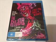 The Blob 1958 & 1988 Blu-ray Set Region B Horror Limited Edition Umbrella