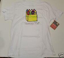 """Purple Crayon is Gay"" classic Tshirt by David & Goliath, Brand New w/ Tags, NWT"