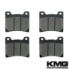 Front Non-Metallic Organic Brake Pads For 1984-1985 Yamaha XV1000 Virago