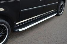 Aluminium Side Steps Bars Boards To Fit L2 Citroen Dispatch / Jumpy (2007-15)