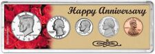 Happy Anniversary Coin Gift Set, 1982