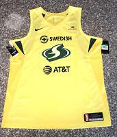 Nike WNBA MVP Breanna Stewart Seattle Storm Swingman Jersey - XL (Extra Large)