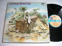 Little Walter Self Titled 1976 Double Stereo LP VG++