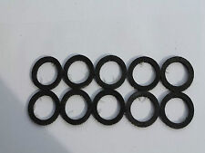 "Haas Rubber O-ring Gland 0 11/16x1 1/8x0 1/8in = 3/8"" VE=10 Pcs"