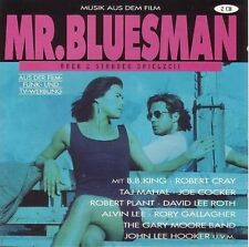 MR bluesman (1993) BB King, Robert Cray, Joe Cocker, David Lee Roth, [CD DOPPIO]