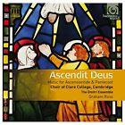 Choir of Clare College - Ascendit Deus [CD]