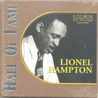 LIONEL HAMTPON - The Best of - 5 Cd Box - complete collection Jazz - cd JAZZ