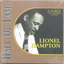LIONEL HAMTPON - The Best of - 5 Cd Box - complete collection Jazz - Cd Jazz