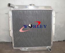 52mm Aluminum Radiator For TOYOTA LAND CRUISER 70 SERIES FJ73/FJ75 PETROL 85-93