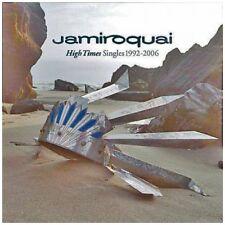 JAMIROQUAI HIGH TIMES SINGLES 1992-2006 CD JAZZ-FUNK FUNKTRONICA NEW