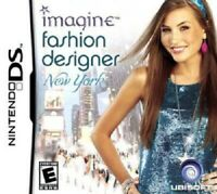 Imagine: Fashion Designer New York - Complete Nintendo DS Game
