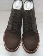 GUESS MEN'S BOOT JIONNI BROWN #10us $129