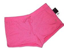 Juicy Couture French Terry Highlighter Pink Lounge Shorts XS 84da58447