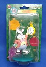 Disney Alice In Wonderland The White Rabbit Christmas Ornament Prize #10 Japan