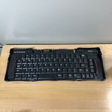 Palm Pilot Portable Folding Collapsible Keyboard for Palm M100,III & V series