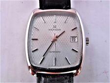 orologio Mondia automatico acciaio uomo