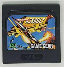 Aerial Assault - Sega Game Gear cart only 670-2095