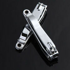 Nail Toe Clipper Cutter Trimmer Scissor Pedicure Stainless Steel Tool f