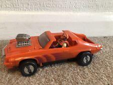 Kenner Mask GTO Stinger Car With Bruno Sheppard Figure Kenner 1986