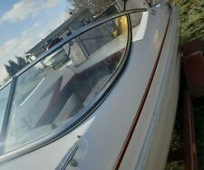 PORT SIDE CURVED GLASS WINDSHIELD PANEL ONLY! OFF 2001 Glastron SX175  BR