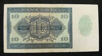 Germany Early Banknote 10 Mark 1948