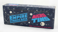 Vintage Star Wars Empire Strikes Back Micro Tins NOS Display Box SEALED MISB