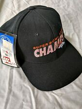 Denver Broncos New Era Cap 1998 Deadstock With Tag Superbowl Champions