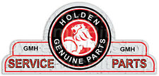65x30cm Holden Shield Tin Sign