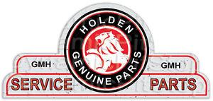 65x30cm Holden Shield Tin Sign, Man Cave, Bar, Garage, Retro, Vintage